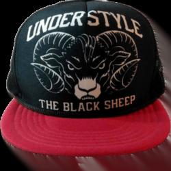 GORRA THE BLACK SHEEP