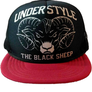 GORRA THE BLACK SHEEP