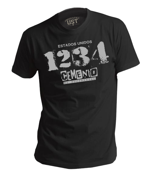 REMERA CEMENTO EEUU 1234