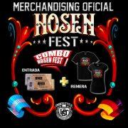 Hosen Fest Merch Oficial